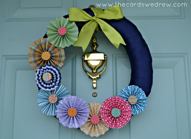 pinwheel-wreath