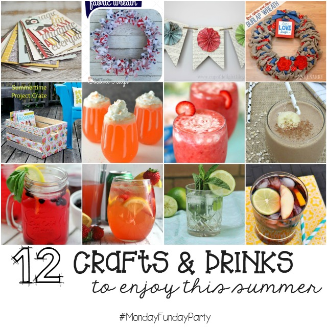 Crafts & Drinks via MondayFundayParty